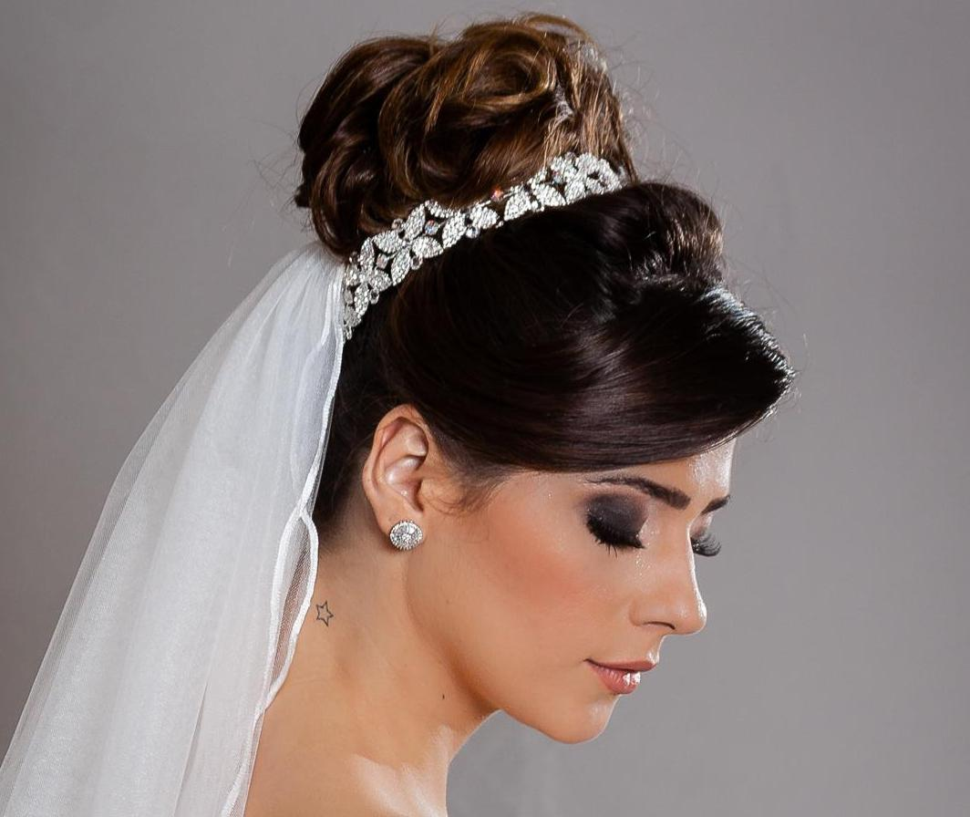 Suficiente Penteados para noivas: Dicas do Espaço Boáh | Blog do Espaço Boáh OD28